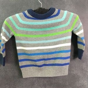 GAP | Striped Crew Neck Sweater